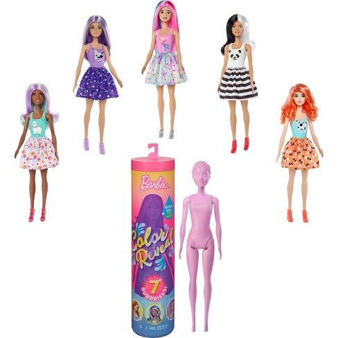 Barbie Color Reveal Doll – Styles May Vary - image 1 of 4