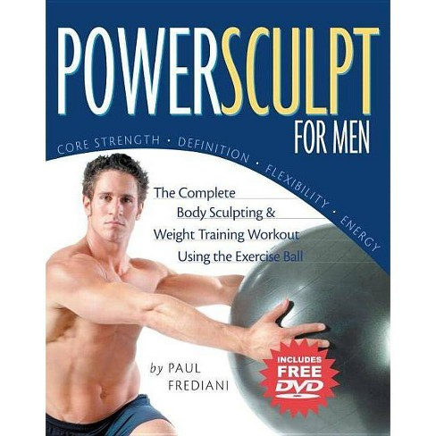 Powersculpt for Men - by  Paul Frediani (Mixed media product) - image 1 of 1