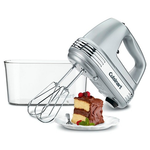 Cuisinart Power Advantage Plus 9 Speed Hand Mixer w/Storage Case - Stainless Steel - HM-90BCS - image 1 of 3