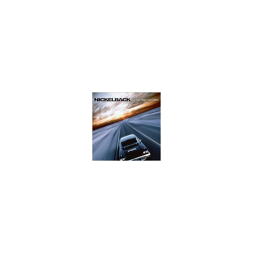 Nickelback - All The Right Reasons (Vinyl)