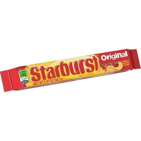 Starburst Original Fruit Chews - 2.07oz - image 1 of 3