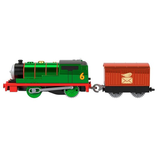 Fisher-Price Thomas & Friends Celebration Percy & Storybook image number null