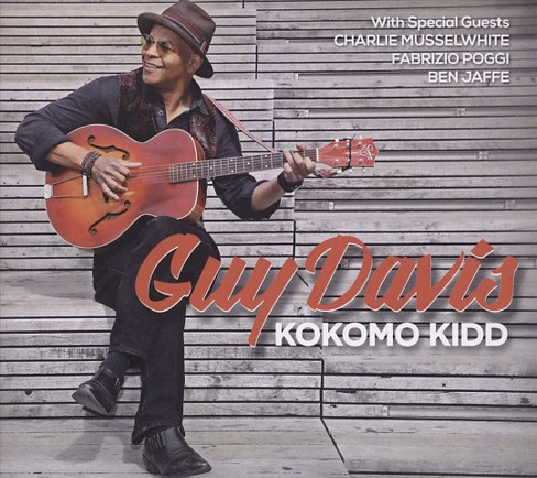 Guy davis - Kokomo kidd (CD) - image 1 of 1