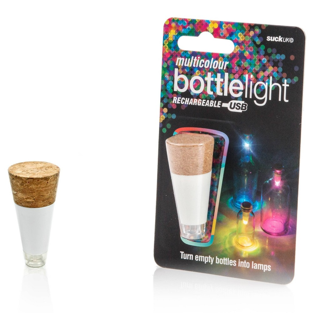 Image of Rechargeable Bottle Light