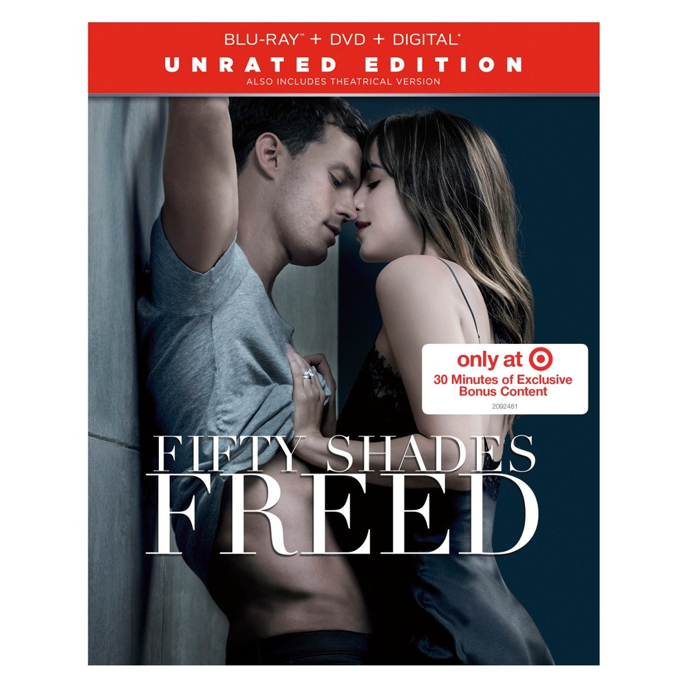 Fifty Shades Freed Target Exclusive (Blu-Ray)