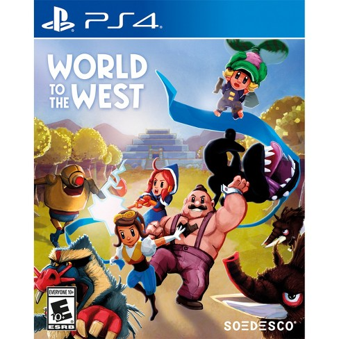 World to the West - PlayStation 4 - image 1 of 12