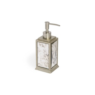 Vintage Lotion Dispenser Bronze - Cassadecor