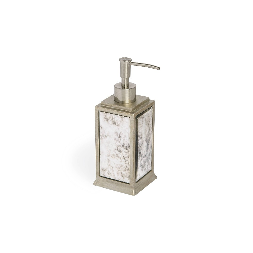 Vintage Lotion Dispenser Bronze Cassadecor