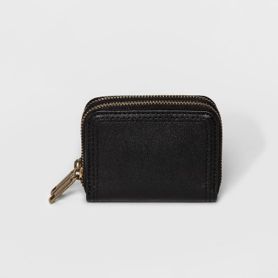 Women's Small Double Zip Wallet - Universal Thread™