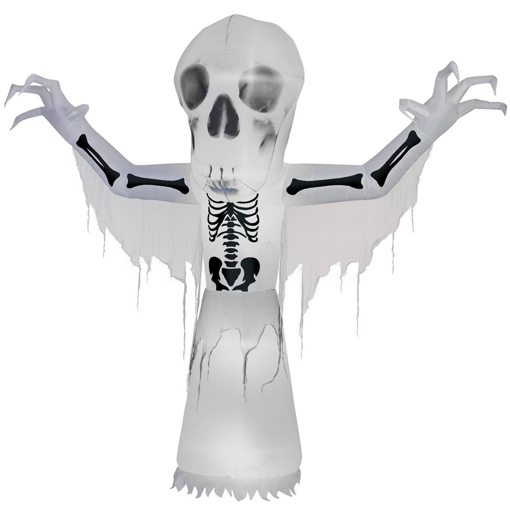 Thunder Bare Bones Inflatable Halloween Decor