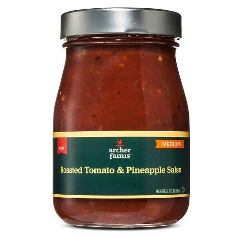 Roasted Tomato and Pineapple Salsa Medium - 16oz - Archer Farms™ - image 1 of 1