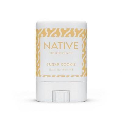 Native Limited Edition Holiday Sugar Cookie Deodorant - 0.35oz