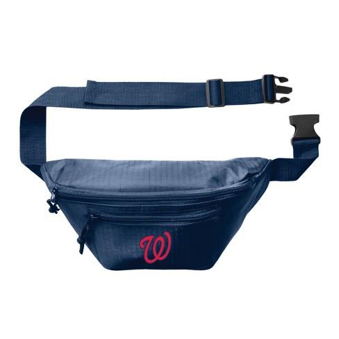 MLB Washington Nationals 3-Zip Hip Pack - image 1 of 3