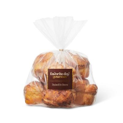 Mini Pullapart Garlic Bread - 17oz/8ct - Favorite Day™