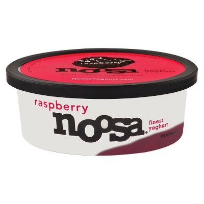 Noosa Raspberry Probiotic Whole Milk Yoghurt - 8oz