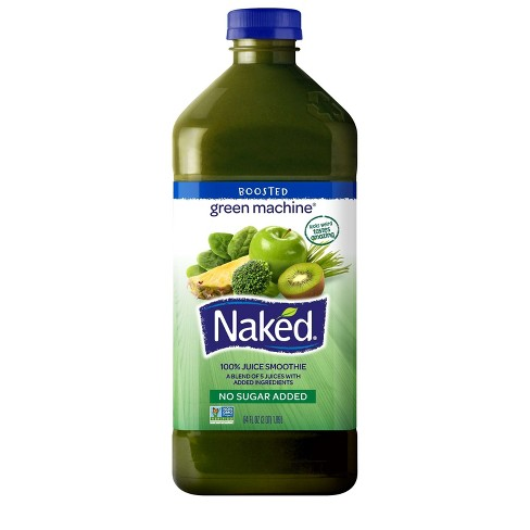 Naked Green Machine Boosted Juice Smoothie - 64oz - image 1 of 1