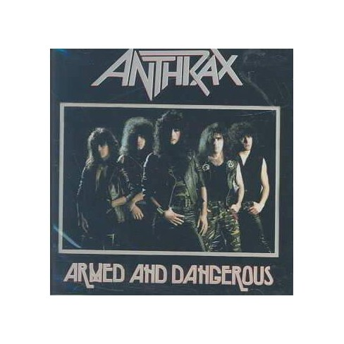 Anthrax - Armed and Dangerous (CD) - image 1 of 1
