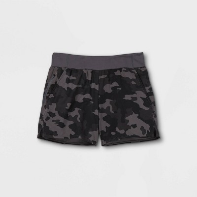 Girls' Quick Dry Woven Shorts - All in Motion™