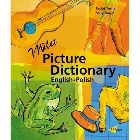 Milet Picture Dictionary - (Milet Picture Dictionaries) by  Sedat Turhan (Hardcover) - image 1 of 1
