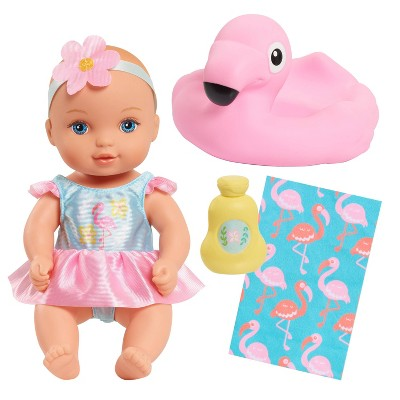 Waterbabies Bathtime Fun Baby Doll  - Blue Eyes