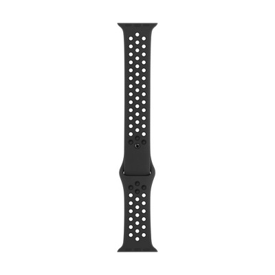 Apple Watch 44mm Anthracite/Black Nike Sport Band – S/M & M/L