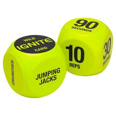 Ignite by SPRI® Exercise Dice