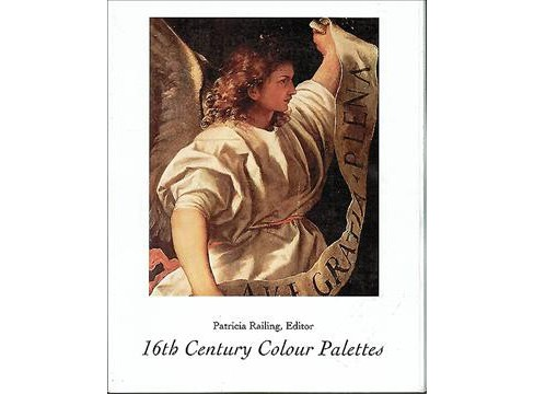 16th Century Colour Palettes -  (Colour Palettes) (Paperback) - image 1 of 1