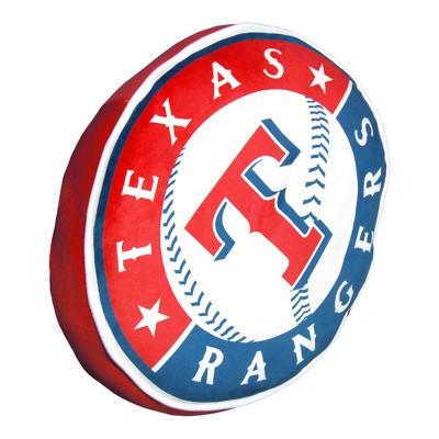 Texas Rangers Northwest Cloud Pillow
