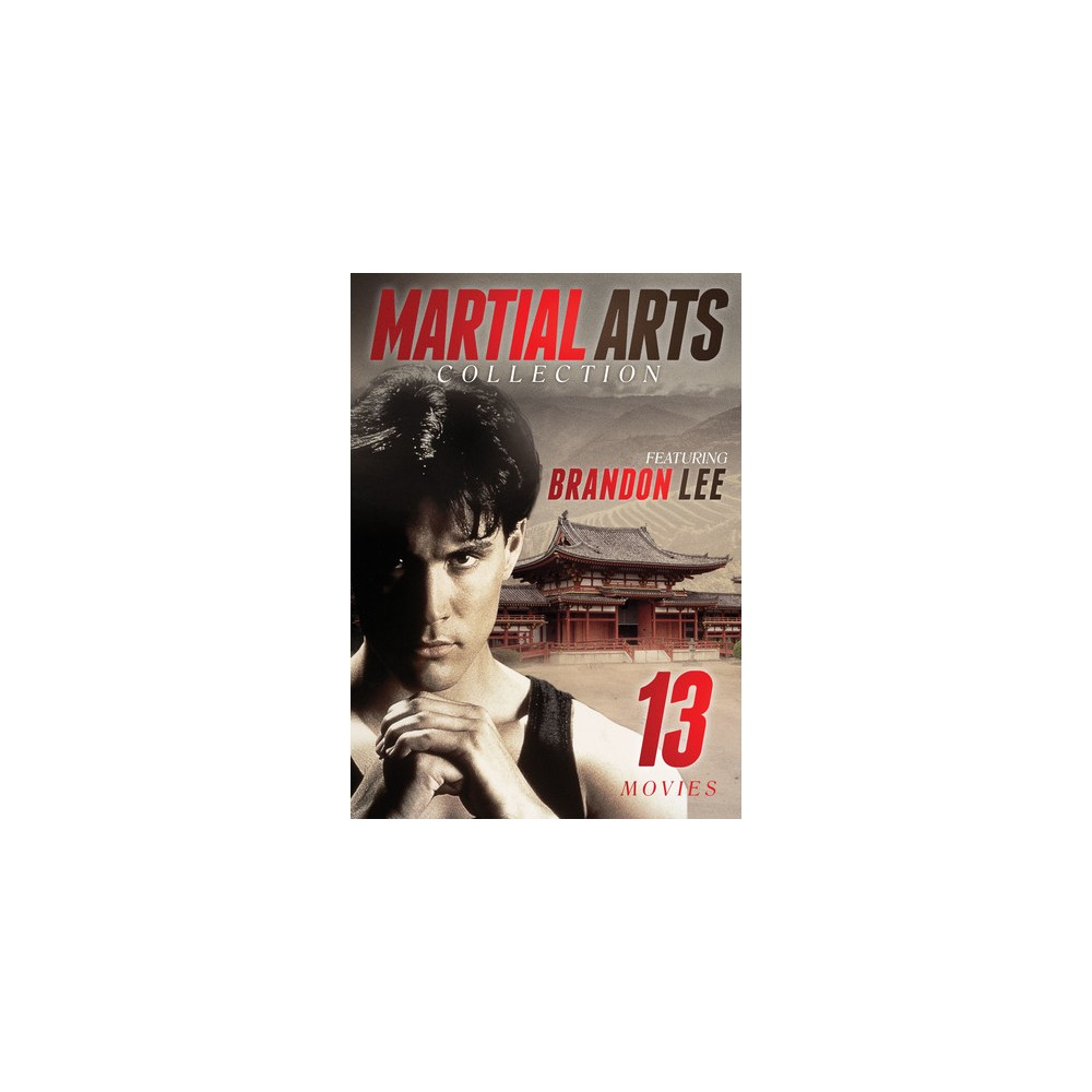 Martial Arts Collection:13 Movies (Dvd)