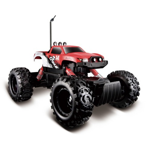 Maisto Rock Crawler Extreme Remote Controlled Vehicle - Styles May Vary - image 1 of 8