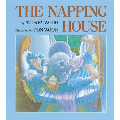 The Napping House (Board)by Audrey Wood