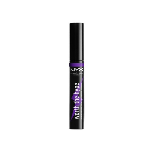 217ede5dd88 NYX Professional Makeup Worth The Hype Mascara Purple - 0.23 Fl Oz : Target