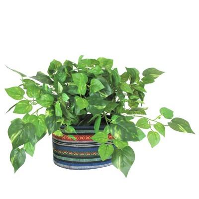 "16"" Artificial Pothos Plant - LCG Florals"