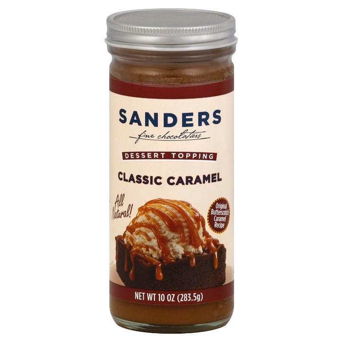 Sander's Classic Caramel - 10oz - image 1 of 1