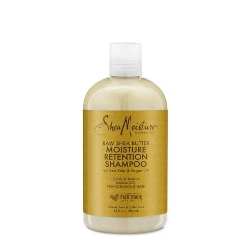 SheaMoisture Raw Shea Butter Moisture Retention Shampoo - 13 fl oz - image 1 of 4
