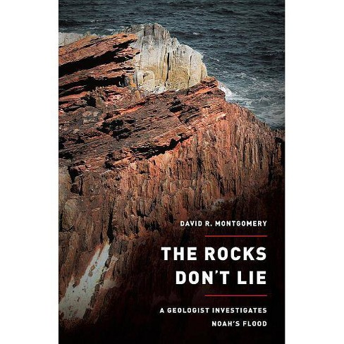 The Rocks Don't Lie - by  David R Montgomery (Hardcover) - image 1 of 1