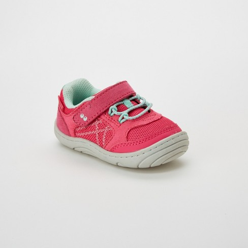 b155bcf1beaf Baby Girls  Surprize By Stride Rite® Ari Sneaker - Pink   Target