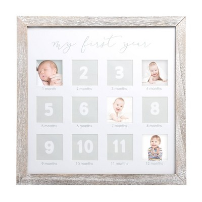 Pearhead First Year Frame - Square