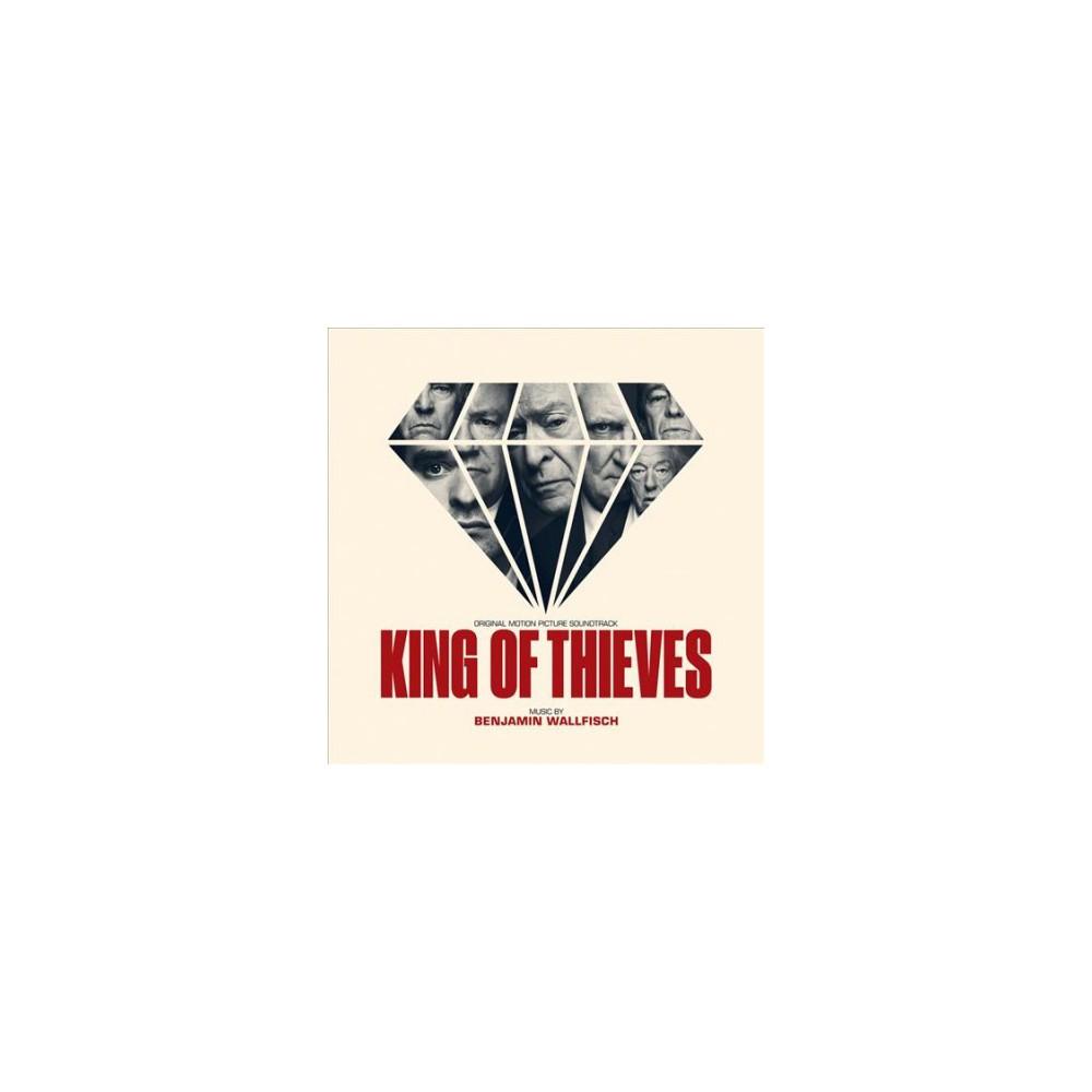 Benjamin Wallfisch - King Of Thieves (Ost) (Vinyl)