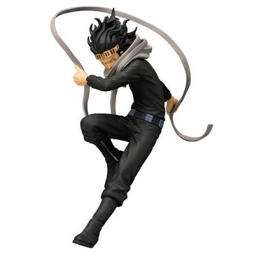 """Banpresto The Amazing Heroes Vol 6 My Hero Academia Aizawa Shota 8"""" Figure Statue"""