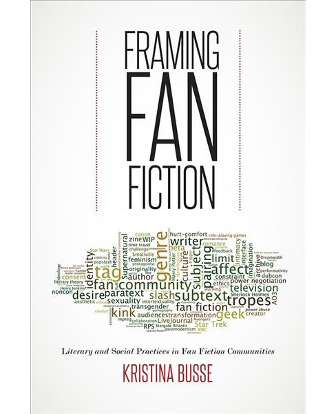Framing Fan Fiction : Literary and Social Practices in Fan Fiction Communities -  (Paperback) - image 1 of 1