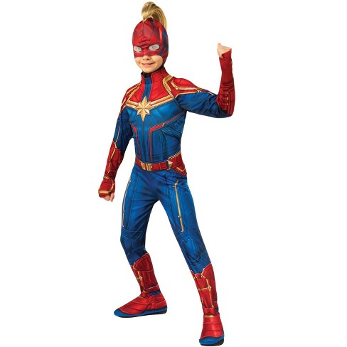 Marvel Captain Marvel Child Headpiece Target Buy marvel costumes, become a new hero in the life of a certain character.just choose your favourite superhero costume. marvel captain marvel child headpiece standard