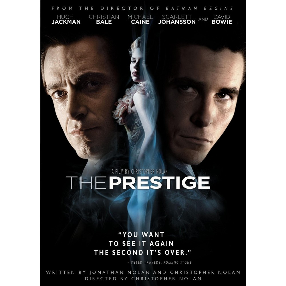 The Prestige (WS) (dvd_video)