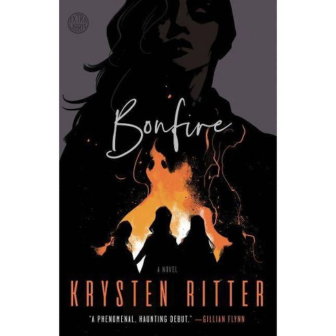 Bonfire by Krysten Ritter (Paperback) - image 1 of 1