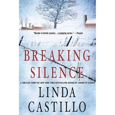 Breaking Silence - (Kate Burkholder) by  Linda Castillo (Paperback) - image 1 of 1