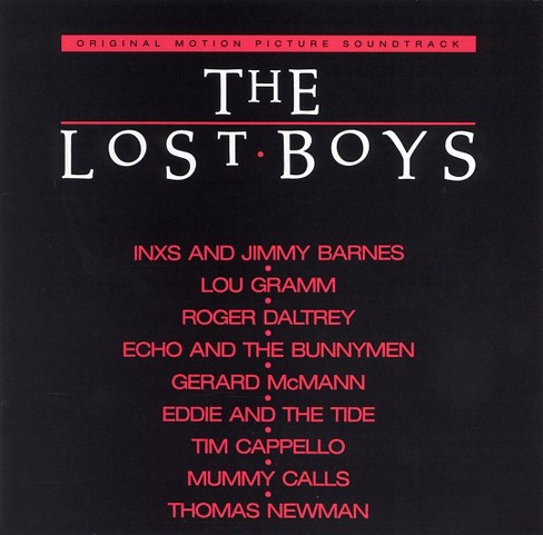 Various - Lost boys (Ost) (CD) - image 1 of 2