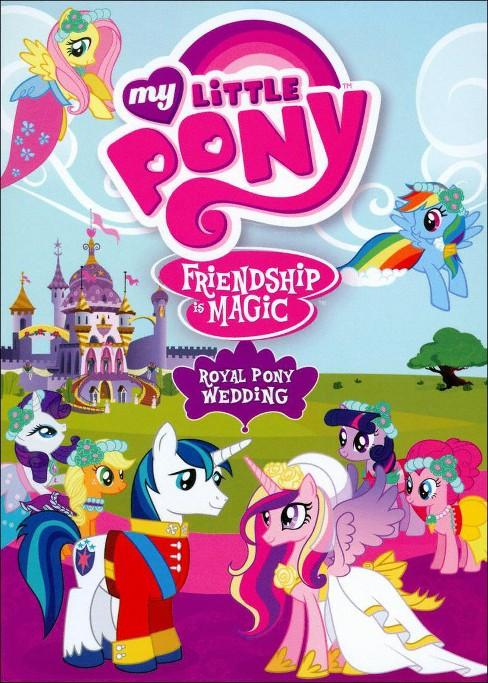 My Little Pony Friendship Is Magic Royal Pony Wedding Target