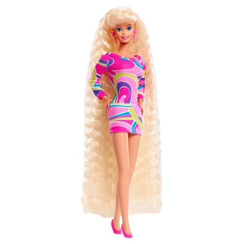 66e8351465e Barbie® Collector Totally Hair 25th Anniversary Doll   Target