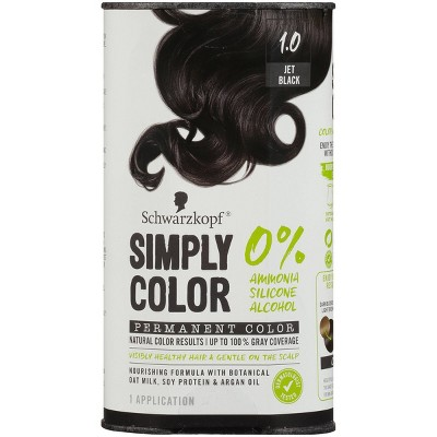 Schwarzkopf Simply Color Permanent Hair Color - 5.7 fl oz