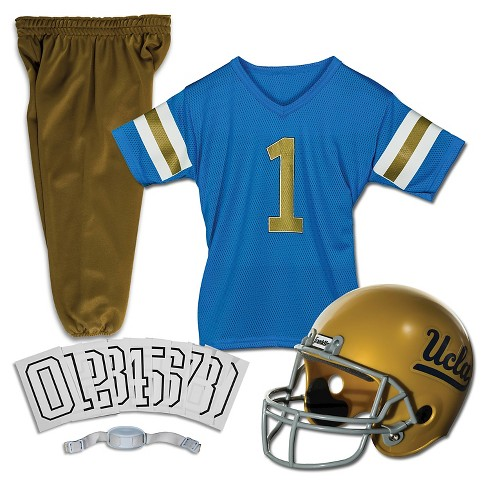 8936909be Franklin Sports Team Licensed UCLA Bruins Deluxe Football Uniform ...